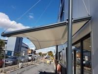 Entrance Canopy, Sigma