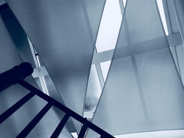 Atrium Screening, Bermondsey Sails