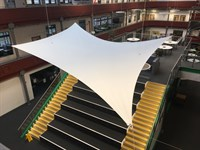Leeds City College, Atrium Sail