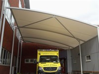 Ambulance Bay Canopy