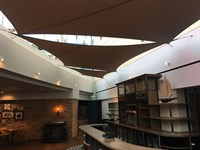 Marriot Kensington, Atrium Shade