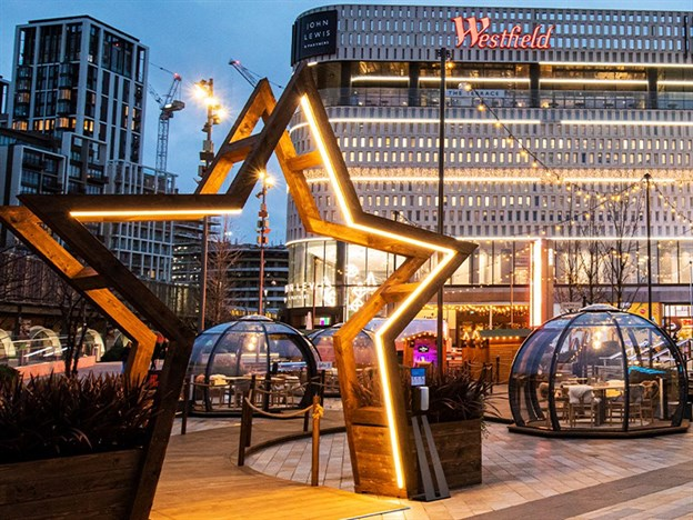 Westfield London, Allpod